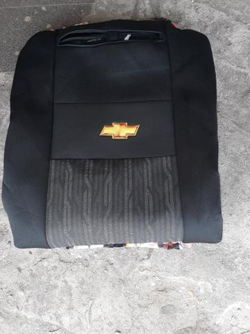 Tapetes e capa para banco de carro - Foto 4