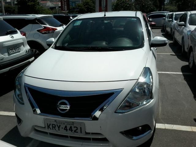 Nissan VERSA 16SL CVT 4P