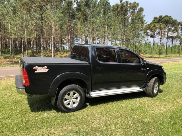 Toyota Hilux SRV-AT 2.8 diesel - Foto 4