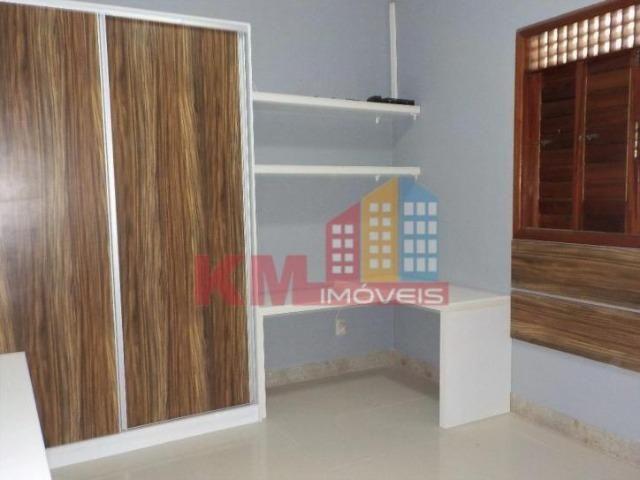 Vende-se ou aluga-se linda casa no bairro Nova Betânia - KM IMÓVEIS - Foto 17