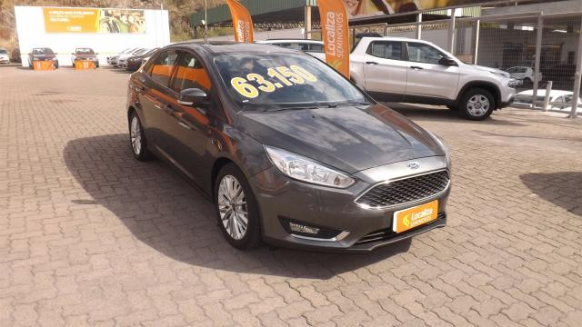 FORD FOCUS 2018/2018 2.0 SE FASTBACK 16V FLEX 4P POWERSHIFT - Foto 2