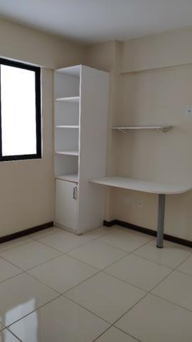 Alugo Apartamento 70 mt² 2/4 prox Av Maria Quitéria garagem coberta tx cond incluída - Foto 18