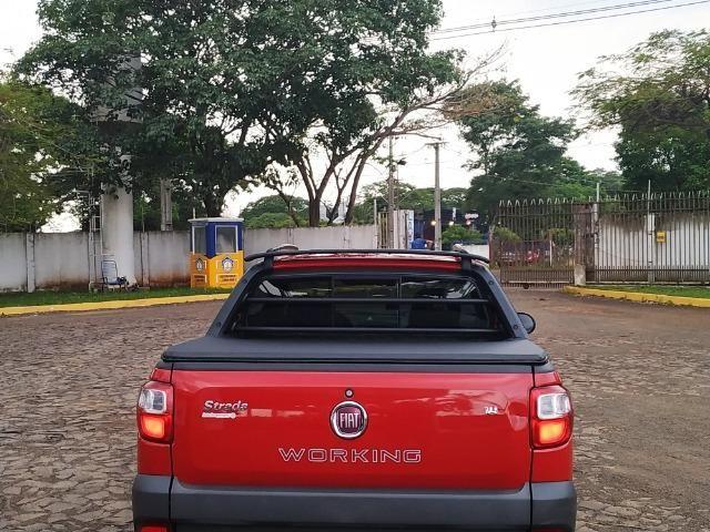 Strada 1.4 com 3 portas, veículo top - Foto 6