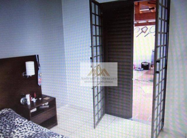 Sobrado com 4 dormitórios à venda, 249 m² por r$ 650.000 - jardim das acácias - cravinhos/ - Foto 12