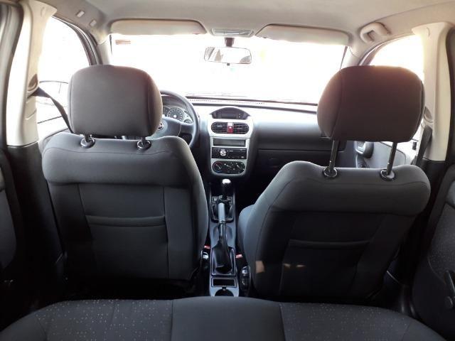 GM-Corsa Hatch 09 Premium 1.4 Flex, Troco e Financio - Foto 19