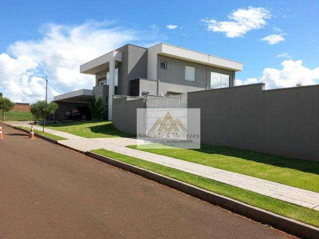 Sobrado com 3 dormitórios à venda por r$ 1.400.000 - distrito industrial - cravinhos/sp - Foto 5