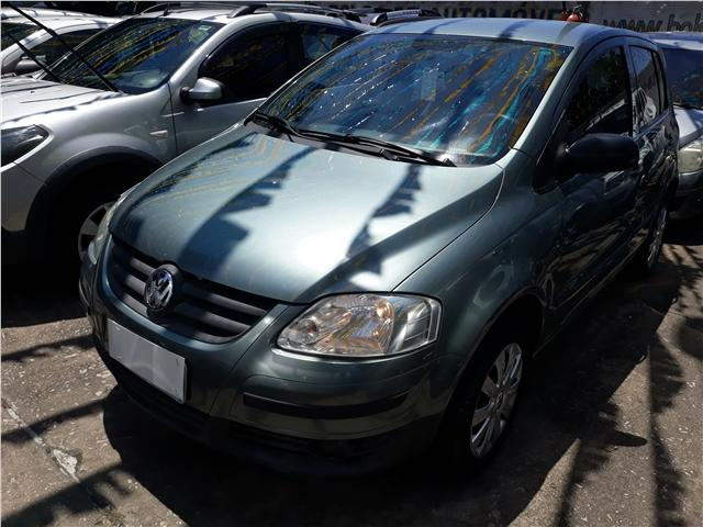 VOLKSWAGEN FOX TREND 1.0 8V FLEX MANUAL