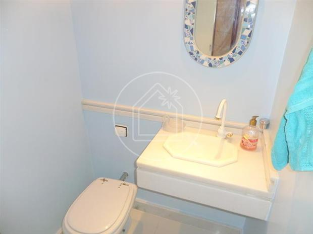 Apartamento à venda com 3 dormitórios em Gávea, Rio de janeiro cod:849493 - Foto 8