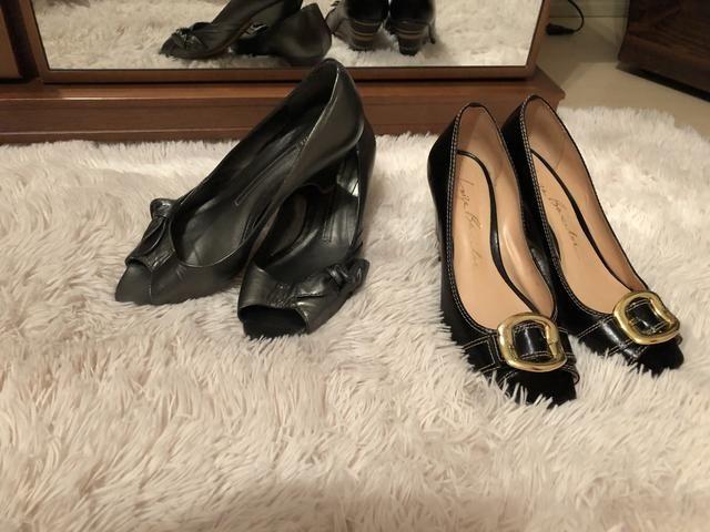 ff11b80d85 Sapatos número 37 - Roupas e calçados - Centro