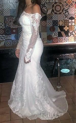 ac97b7848 Vestido Noiva - Estilista Lucas Anderi - Roupas e calçados - Parque ...