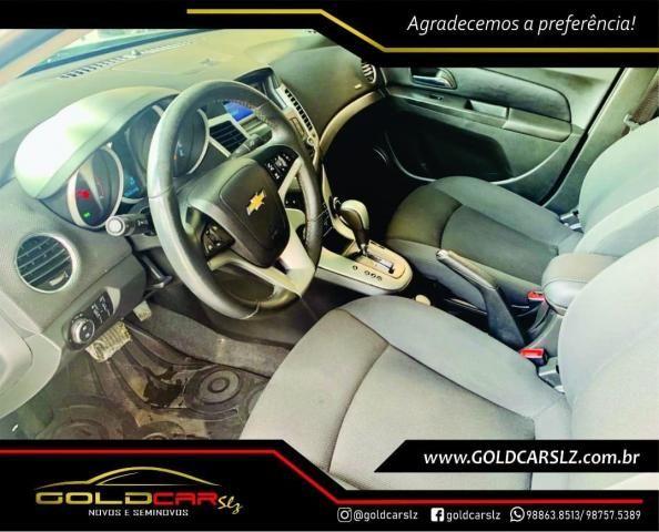 CHEVROLET CRUZE 2014/2014 1.8 LT SPORT6 16V FLEX 4P AUTOMÁTICO - Foto 7