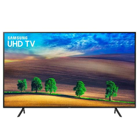 Lacrado) Smart TV 4K 50 LED WiFi Netflix YouTube HDR Tizen 120Hz