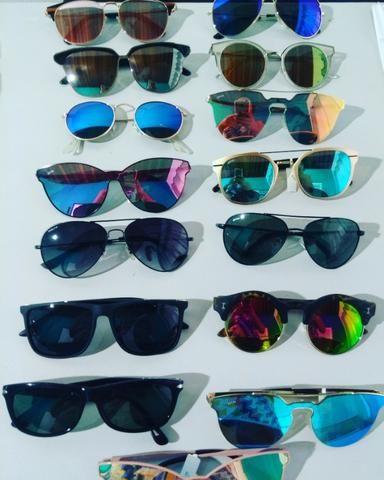 0606d72aa25eb Óculos de sol original novo promoção - Bijouterias