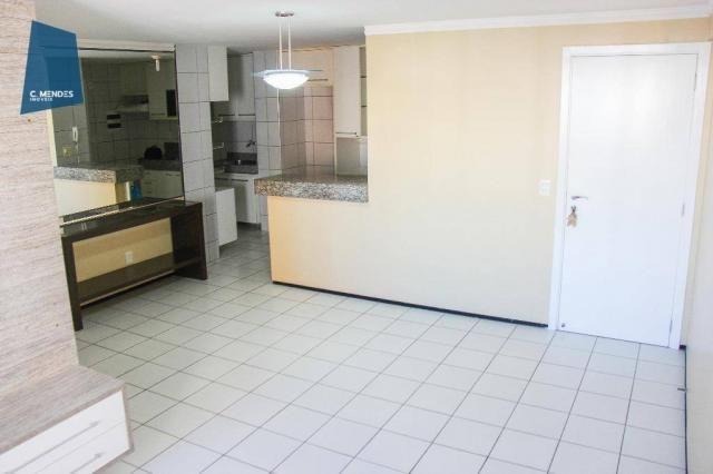Apartamento 86 m², 3 quartos 2 suites 2 vagas, Parque del Sol, La Galateia, Parque Iracema - Foto 3
