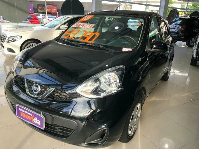 Nissan - March S 1.0 12V Flex