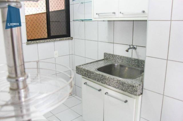 Apartamento 86 m², 3 quartos 2 suites 2 vagas, Parque del Sol, La Galateia, Parque Iracema - Foto 9