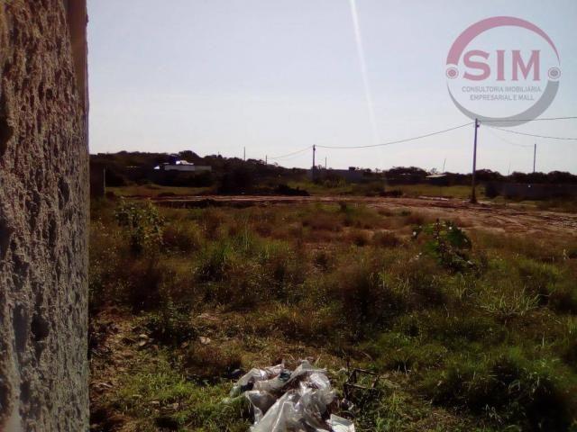 Terreno à venda, 420 m² por r$ 80.000 - guriri - cabo frio/rj - Foto 5