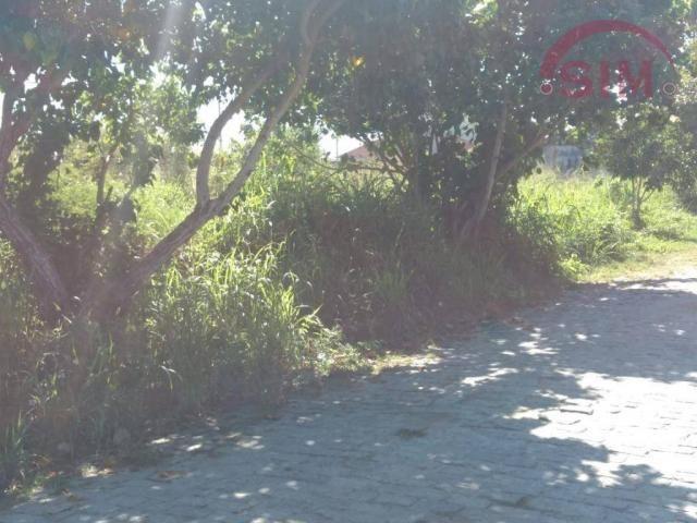 Terreno à venda, 602 m² por r$280.000,00 miguel couto - cabo frio/rj - Foto 2