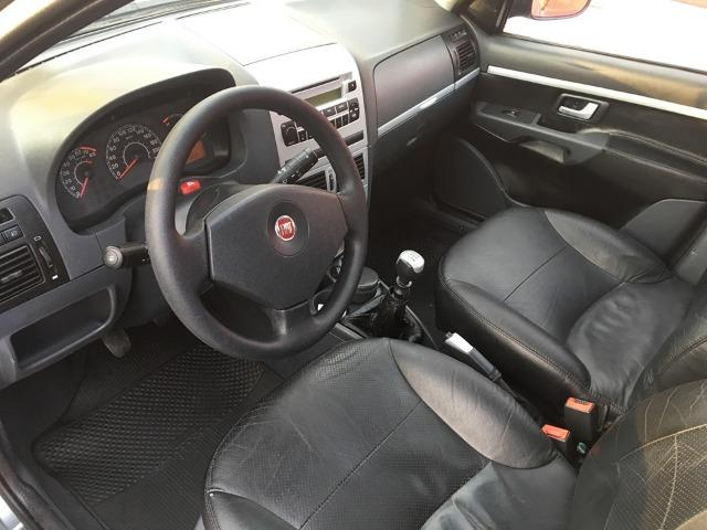 Fiat Palio weekend 1.4 Completa + couro - Foto 6