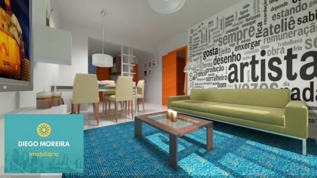 Apartamento com 2 dormitórios - Terra Preta - Aceita financiamento! - Foto 2