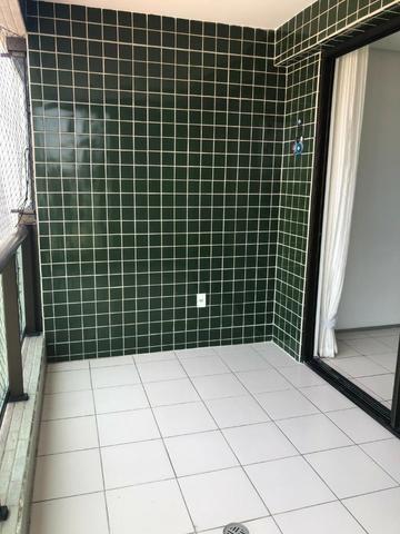 Apt de 126 m², na Jatiúca, 3 suítes + DCE, 2 vagas, só 640 mil! - Foto 5
