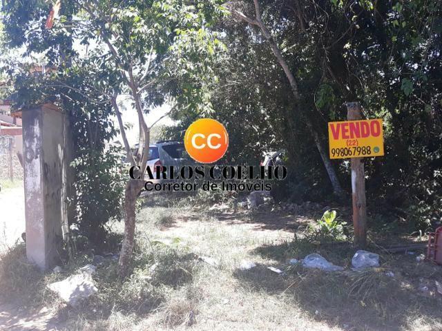 L Terreno no Bairro de Tucuns em Búzios/RJ
