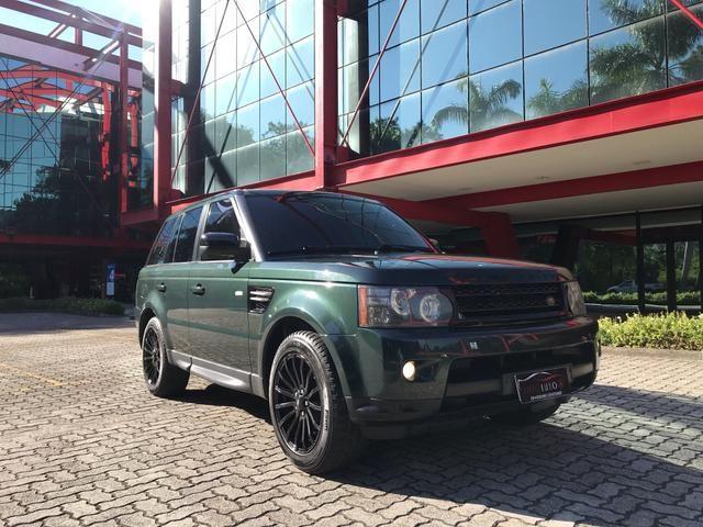 Range Rover Sport SE 3.0 turbodiesel v6 automática com teto solar ano 2011