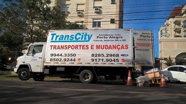 Fretes Carretos e Mudança é com Transcity Porto Alegre - Foto 3