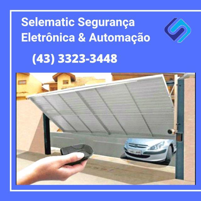 Alarme, Cerca Elétrica, Câmeras de segurança, interfone, Portão eletrônico etc - Foto 5