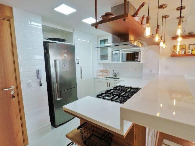 Apartamento Decorado de alto padrão com 3 Qts 1 suíte, 2 vgs com Lazer Completo - Foto 16