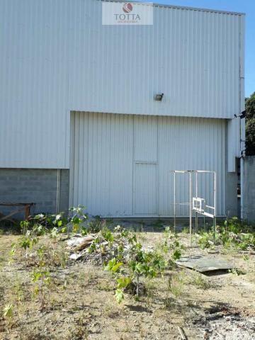 Galpão/depósito/armazém para alugar com 0 dormitórios em São geraldo, Serra cod:60082343 - Foto 2