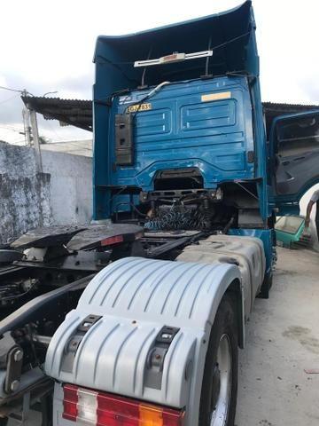 Vendo caminhões Mercedes versãos 2035 e outro iveco versão 380 truque - Foto 14