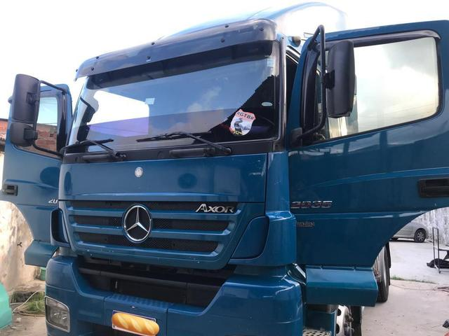 Vendo caminhões Mercedes versãos 2035 e outro iveco versão 380 truque - Foto 4