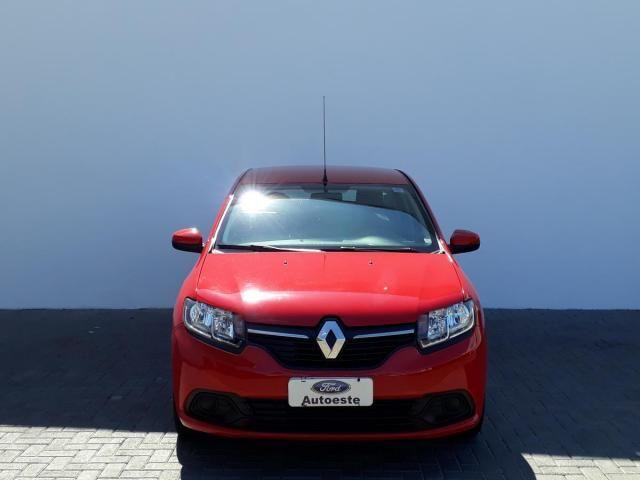 Renault LOGAN EXPRESSION  1.0 12V SCE 4P - Foto 2