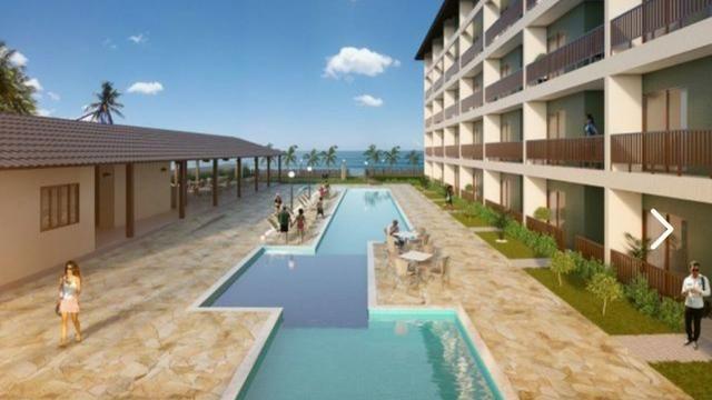 CB-Beira mar flat 1qts WC sala varanda R$ 199.000,00 - Foto 9