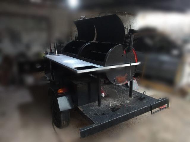 Vendo carretinha food truck - Foto 3