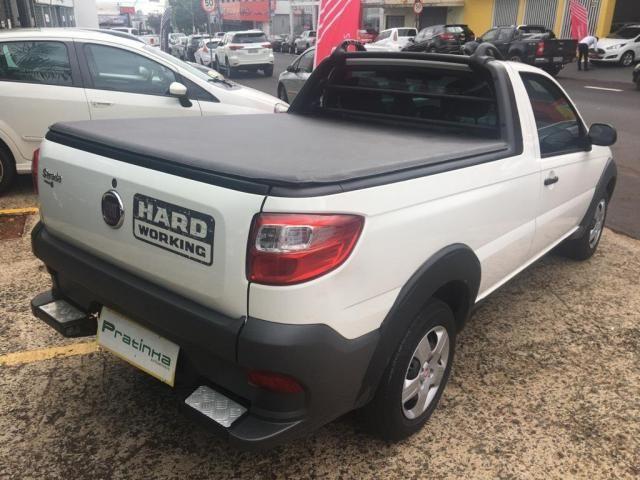 Fiat Strada Hard Working 1.4 Branco - Foto 6