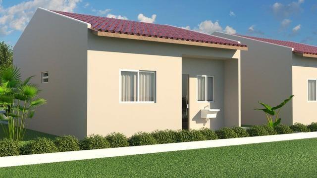 Casas com 02 quartos, financiamento com a caixa - Parcelas a partir de 399! ligue agora - Foto 7