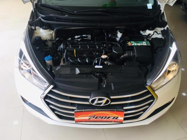 Hyundai HB20s 1.6 automatico 2016 Impecável - Foto 7
