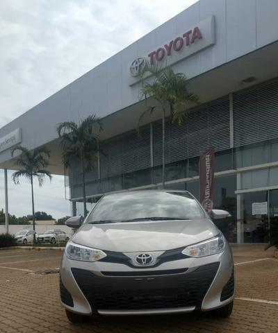 Toyota Yaris Hatch XL Live Man 2019/2020