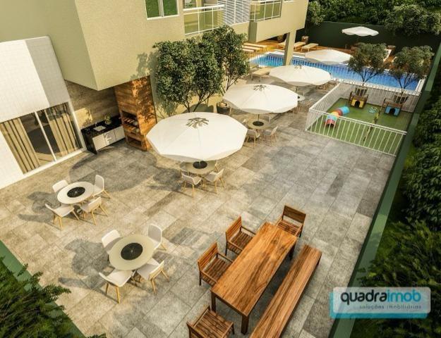 Apartamento 03 Quartos Canto c/ Suíte - 02 Vagas - Melhor Custo x Benefício - Águas Claras - Foto 9