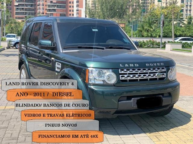 Carro Land Rover Discovery 4