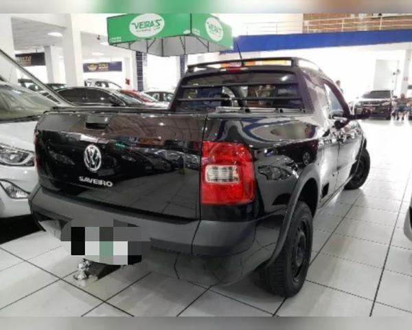 Volkswagen Saveiro 1.6 Total Flex - Foto 4