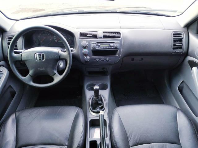 Honda civic 1.7 lx - Foto 7