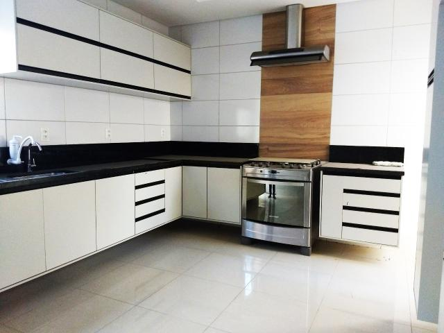 Casa para alugar no Sol Nascente com: 3 suítes #closet - Foto 4