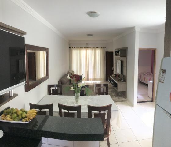 Troco casa por apartamento Negrão de lima - Casa na entrada do Jardim Balneário meia ponte - Foto 6