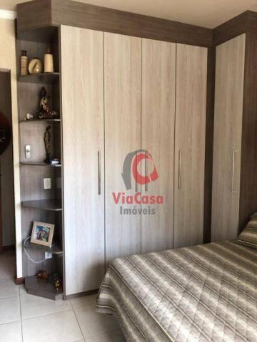 Apartamento com 4 dormitórios à venda, 124 m² por R$ 790.000,00 - Costazul - Rio das Ostra - Foto 4