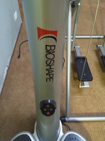 Plataforma vibratória BIOSHAPE - Foto 2