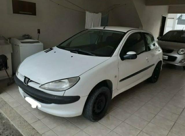 Vendo Peugeot 206 1.4 Flex