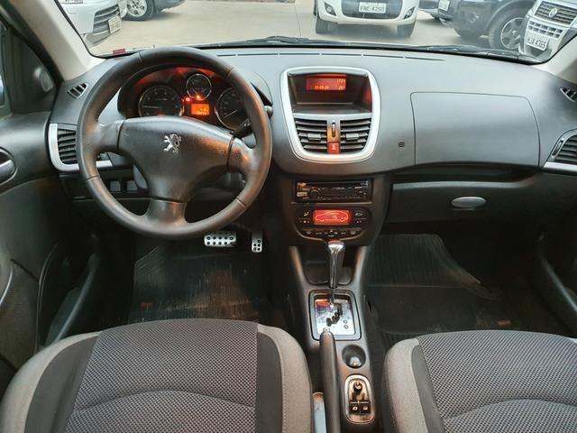 Peugeot 207 sw xs automática 2011 - Foto 9